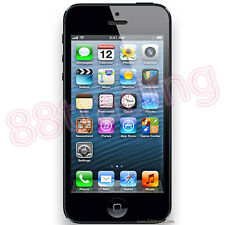 FULL UNLOCKED APPLE iPHONE 5 SMARTPHONE MOBILE PHONE iOS GOOD WORKING CONDITION