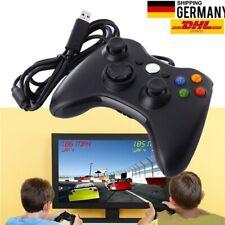 USB Verdrahtet Gaming Controller Gamepad für Xbox 360 PC Laptop Ergonomisches