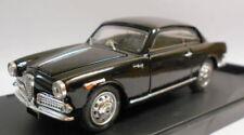 Voitures, camions et fourgons miniatures noirs pour Alfa Romeo 1:43
