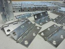 "135 LOT Steel Shutter Cabinet type Hinge 3""x2"" Outdoor Weather Coated Marine RV"