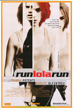 Run Lola Run Movie Poster 27x40 + The Other Boleyn Girl Natalie Portman Bonus !