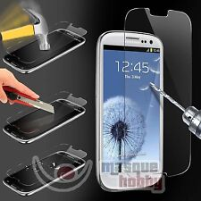 Protector Pantalla Cristal Templado Screen Samsung Galaxy Note 2 II N7100 NEW