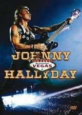 DVD JOHNNY HALLYDAY - Destination Vegas