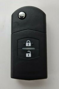Mazda complete remote key Mazda 6 GH 2008 - 2012 Siemens 5WK43409 ID63