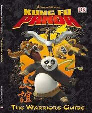Dreamworks - Kung Fu Panda - The Warriors Guide-ExLibrary