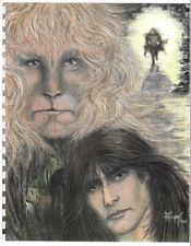 """Multi-Media Fanzine """"Sherwood Tunnels"""" GEN Beauty & The Beast/Robin of Sherwood"""