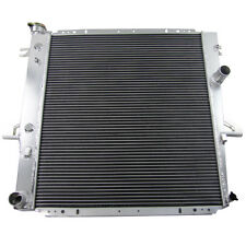 3Row Alumin Radiator For 85-94 Ford Ranger 3.0L/4.0L/2.0L/2.3L L4 Engine Auto/MT