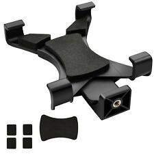 Tablet & phone universal clamp holder iPad/iPhone tripod mount adapter