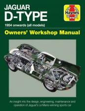 Haynes Jaguar D-Type Owners' Workshop Manual 1954 Onwards
