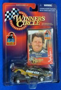"""John Force 1998 Castrol GTX Mustang Funny Car 1:64 """"Elvis Presley"""""""
