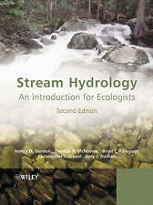 NEW Stream Hydrology: An Introduction for Ecologists by Nancy D. Gordon
