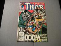 Thor #409 (1989, Marvel) Doctor Doom Cover 1st Time Bot