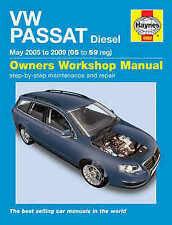Paper Passat 2005 Car Service & Repair Manuals