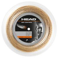 Head RIP Control 17 1.25mm Tennis String - 200M Reel