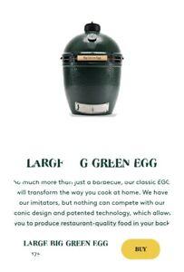 Big Green Egg Bundle