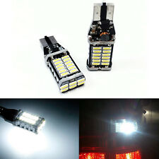 T15 Canbus 15W 6000k Xenon White 5630 LED Back up Reverse Light 921 922 928 939