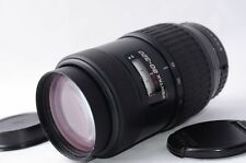 *Excellent++++* PENTAX FA 80-320mm F4.5-5.6 Black For k-200D,k-10D,k-x JAPAN 680