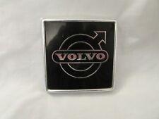 "3 5/8 inch square ""Volvo"" Emblem"