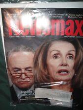 Newsmax Independent American (Oct 2018)Danger of a Pelosi/Schumer Congress~ G231