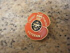 HM ARMED FORCES VETERAN FLOWER, BRITISH ARMY, ROYAL AIR FORCE BADGE. LARGE SIZE.