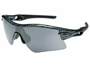 Oakley Radar Range Sunglasses OO9056-0335 True Carbon Fiber/Black Iridium