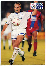 Mel Sterland Everton #267 Pro Set Football 1991-2 Trade Card (C364)