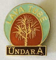 Lava Tube Undara Northern Territory Australia Souvenir Pin Badge Vintage (F10)