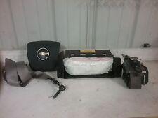 07 08 09 Chevy Equinox airbag set wheel Dash belts OEM