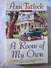 A Room of My Own : A Novel by Ann Tatlock (1998, Paperback) Very Good