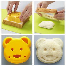 Rabbit Sandwich Toast Cookie DIY Cutter Mold Cake Bread Bento Maker Mould Too GU