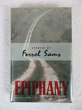 Ferrol Sams EPIPHANY Stories  1994 1stEd HC/DJ