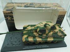 Altaya 1/43 Königstiger/Tank/Panzer/Tanque/Carro Armato