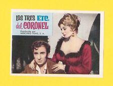 Anita Ekberg Daniel Gelin Rare CINE 1962 Card from Spain