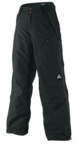 New Nike ACG Mountain Snowboard Pants Gore-Tex 332915-010 Black Women's M $240