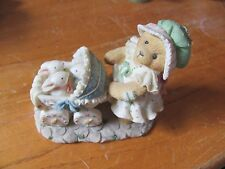 Cherished Teddies Enesco Jessica Mother's Heart is Full of Love 155438