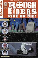 Rough Riders Ride Or Die Comic 3 Cover A First Print 2017 Glass Olliffe