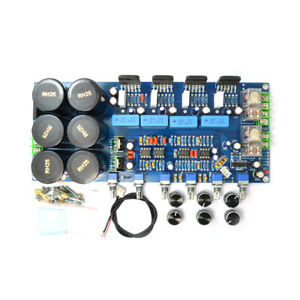 LM3886 2.1 Subwoofer Power Amplifier Board Hifi Protection Circuit Fever Level