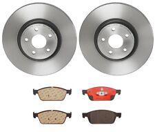 Brembo Front Brake Kit PVT Disc Rotors Ceramic Pads For Ford Escape Lincoln MKC