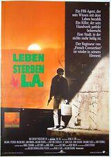 Leben und Sterben in L.A. TO LIVE AND DIE IN L.A. - Filmplakat DIN A1 (gerollt)