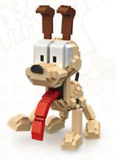 Garfield Odie LOZ BLOCK Mini Building Lego Block Nanoblock iBlock a EDC56