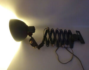 Vintage Reif Lampada a Forbice da Officina Luci Design Industriale Loft