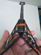 Signature V G2 Custom 1:4 Scale Replica Guitar~New