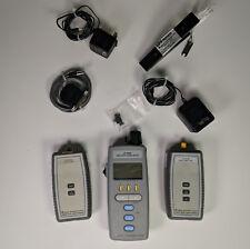 Laser Precision Corp. Fiber Optic Test Kit w/ LP-5025, LP-5150, LP-5210 GN
