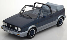 1:18 Norev VW Golf 1 Convertible Bel Air 1992 bluemetallic/silver