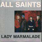 CD 4 TITRES-ALL SAINTS--LADY MARMALADE + INEDIT + REMIX