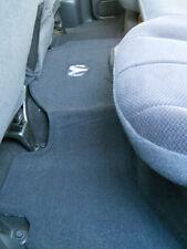 Dodge Ram 1500 2500 Rear one piece cargo floor mat dark slate gray with logo OEM
