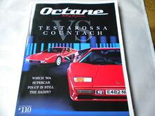 Octane Magazine. Issue 110 August 2012 Testarossa vs Countache - Lancia Stratos