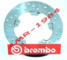 SCHEIBENBREMSE BREMBO GILERA LÄUFER 125 180 200 PIAGGIO X7 X8 X9 125 180