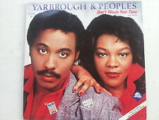 Yarbrough & People - Don´t wast your Time