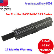 9 Cell Laptop Battery for Toshiba Satellite PA3534U-1BRS L305 L505 A205 A505